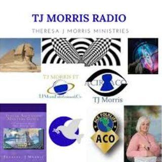 UFO Association OrgTJ Morris ET Radio- Jan Aldrich, TJ Morris- Bk !-Ep 9