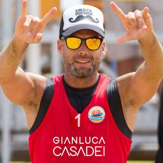 Beach Volley: intervista a Eugenio Amore, olimpionico Pechino 2008