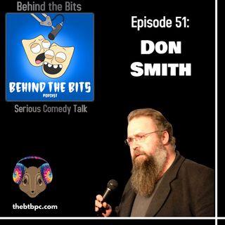 Episode 51: Don Smith