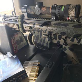 Survival Guns 3 Battle Rifles Gunfighter Life