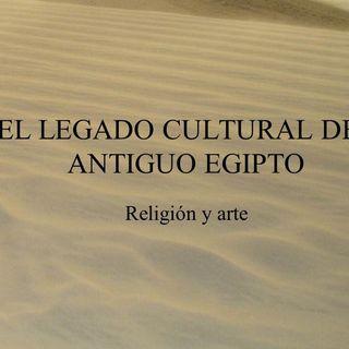 Legados culturales de los Egipcios