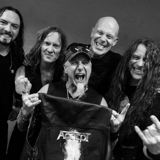 "ACCEPT Are ""Too Mean To Die"""