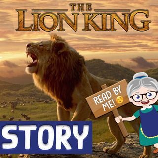 Lion King Story - Pride Rock (Story #2)