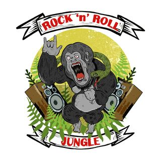 Rock 'n' Roll Jungle: Food Rocks