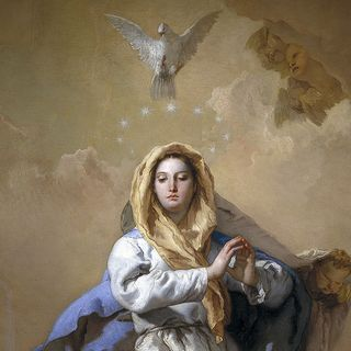 Gospel Reflection: Solemnity of the Immaculate Conception