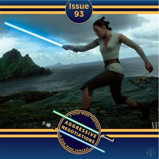 Issue 093: Who is Rey?