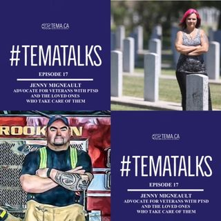 #TemaTalks Episode 17: Jenny Migneault