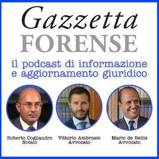 #1 - Gazzetta Forense Podcast