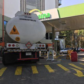 Se restablece abasto de combustible gradualmente