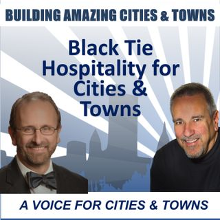 The Black Tie Experience for Cities and Towns
