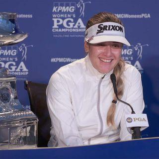 FOL Press Conference Show-Mon June 24 (KPMG Women's PGA-Hannah Green)