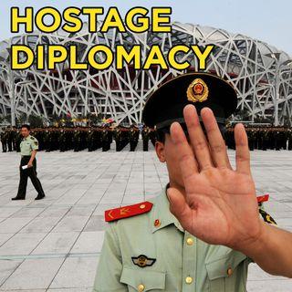 #80 China's Hostage Diplomacy   Peter Dahlin
