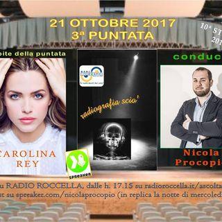 Radiografia Scio' - N.03 del 21-10-2017