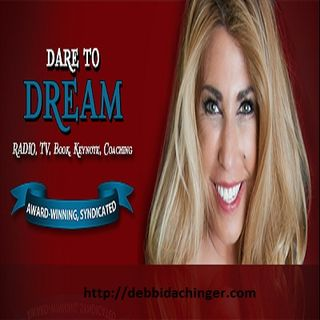 ANTHONY TREAS: Empowering Men to Thrive on Dare To Dream, with Debbi Dachinger