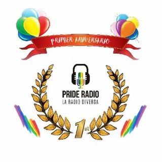 1er Aniversario Pride Radio - Comercial