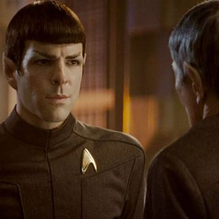 Science Fiction and Star Trek, with Zachary Quinto