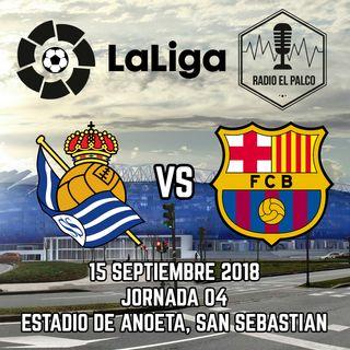 Real Sociedad vs FC Barcelona en VIVO