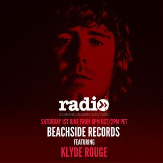 Beachside Records Radioshow Episode # 016 by Clyde Rouge