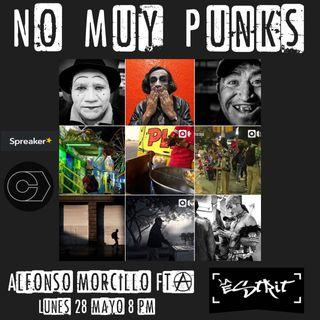 No Muy Punks la estrit