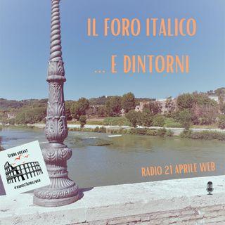 Il Foro Italico (e dintorni)