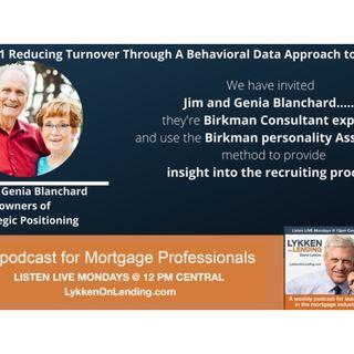 3-1-21 Reducing Turnover Through A Behavioral Data Approach to Hiring
