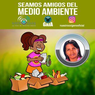 NUESTRO OXÍGENO Seamos amigos del medio ambiente - Lic. Mireya Ruiz