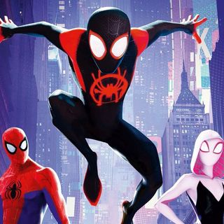 Damn You Hollywood: Spider-Man Into the Spider Verse Review
