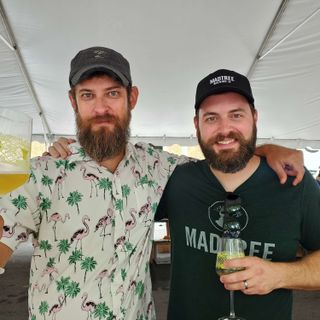 Ep. 105 - Brady Duncan and Ryan Belvins of MadTree Brewing
