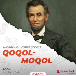 Abraham Lincoln-un ən sevdiyi yeməklər | Qoqol-moqol #24