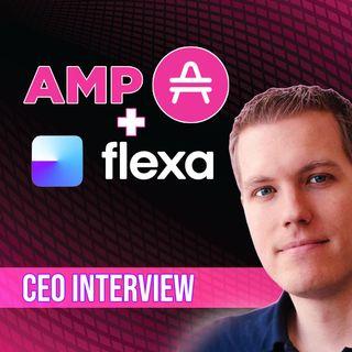264. AMP Token CEO Interview | Flexa Network Digital Payments