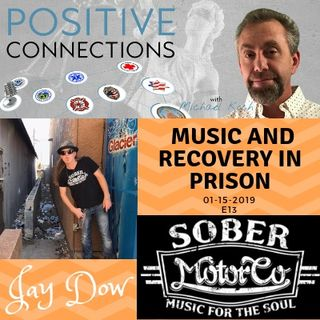 Bringing music and recovery into our prisons: Jay Dow and Sober Motor Company.