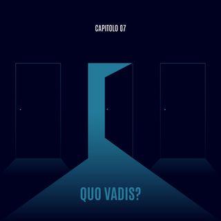 Quo vadis? [embolia polmonare]