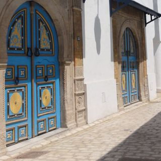 Un'italiana a Tunisi