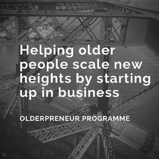 An Introduction to Olderpreneur