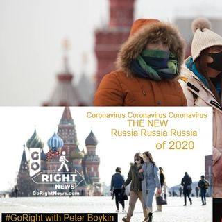 Coronavirus Coronavirus Coronavirus The New Russia Russia Russia of 2020