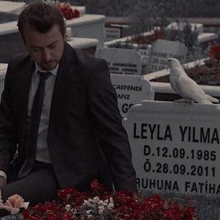 leyla ile mecnun- leyla'nın ölüm haberi