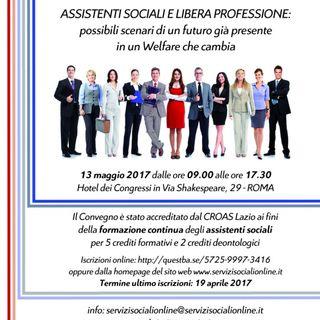 Assistenti sociali e libera professione: avvio di uno studio di servizio sociale associato
