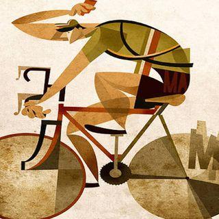 #rn pedalando sulla cresta dell'arte