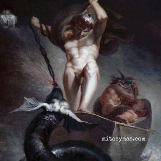 De cuándo Thor se fue a pescar. Mitología Nórdica Pt.7