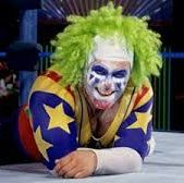 Doink passes a kidney stone to the king
