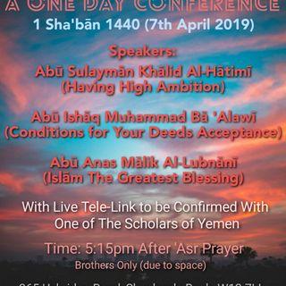 Abū Anas Mālik | Islam: The Greatest Blessing along with Introduction by Abū Abdillāh Ahmed al-Jumahī
