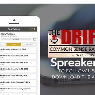 The Drift Radio Show April 20, 2019