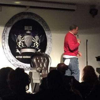Live w/comedian Grossmann