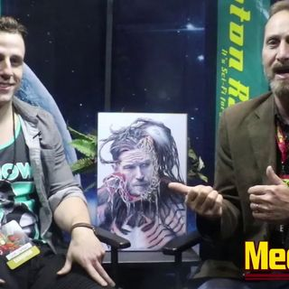 Portrait In Character: Interview with Fan Artist/Illustrator Seth Groves on the Hangin With Web Show