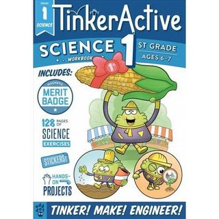 Nathalie Le Du Releases The Tinkeractive Workbook Series