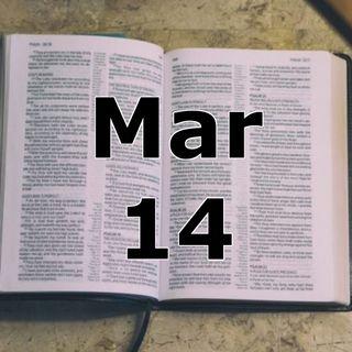03 - Ewangelia Marka, rozdział 14