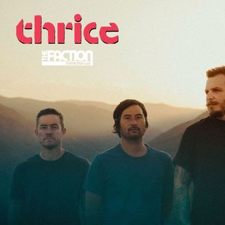 Alex Callan Chats with Ed Breckenridge from Thrice