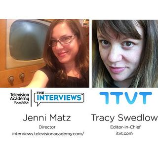 "Radio ITVT:Jenni Matz, Director of the Television Academy's ""The Interviews"""