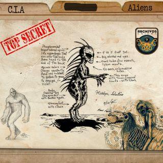 EP 114:  ¿Hay criaturas de otra dimensión entre nosotros? (Criptozoología )