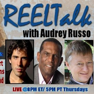 REELTalk: Super Bowl Champ Burgess Owens, Broadway Actor/Producer Jordan Gilbert and from South Africa, Peter Hammond